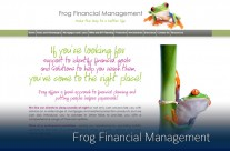 Frog Financial Management